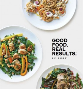 Good Food. Real Results. cover
