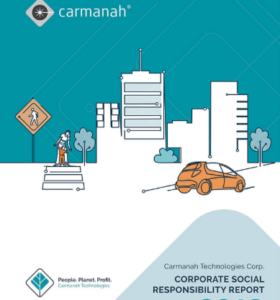Carmanah Corporate Social Responsibility Report