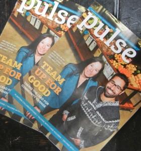 Victoria Foundation's Pulse magazine, 2014 edition